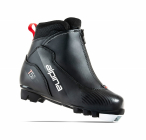 Dětské běžecké boty Alpina T5 plus junior černo červené 5983-1 2021/22