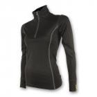 Termoprádlo 1.vrstva Sensor MERINO WOOL triko dámské černé