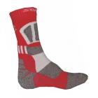 ponožky  Sensor EXPEDITION červené