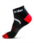 Cyklistické ponožky   Kalas ACC Race SILVER | černé