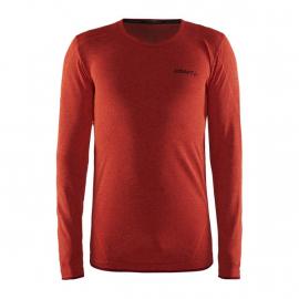 1. vrstva Craft triko Active comfort LS oranžové 1903716-B566
