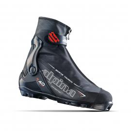 Běžecké boty Alpina T40 Skate 2017/18 5078-2K