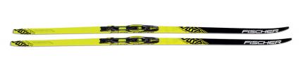 Běžecké lyže Fischer CRS CLASSIC SET + vázání CONTROL STEP IFP 2017/18