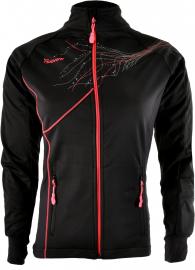Běžecká bunda Silvini MONNA WJ703-0800 černá