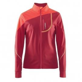 Běžecká bunda Craft pace dámská 1905229-452563 růžová