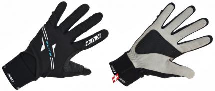 Běžecké rukavice KV+ ELITE 8G04.1 black 2017/18