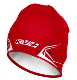 čepice KV+ SHARD hat red 2017/18