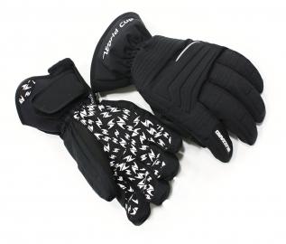 Sjezdové rukavice Blizzard World cup 2017/18 black