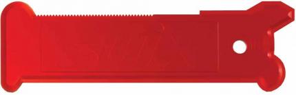 Plastová škrabka na lyže Swix víceúčelová T 0087