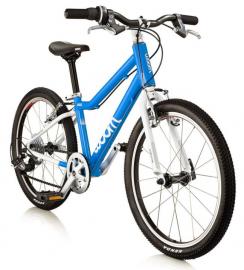 Dětské jízdní kolo Woom 20 modré