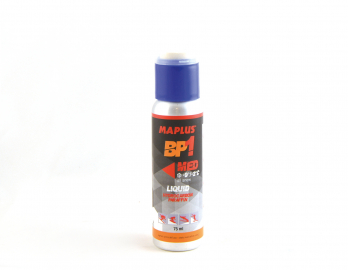 Vosk na lyže tekutý - tekutý parafín Maplus BP1 MED -9°C až -2°C 75ml