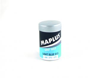 Stoupací vosk na běžecké lyže Maplus S13 světle modrý -5 až -3°C 45g