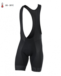 Kalhoty na kolo Kalas Road T-Sport Pure černé 3029-601