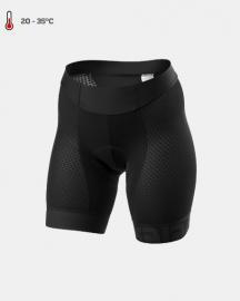 Cyklistické kalhoty dámské Kalas Women A-5 pure černé 3115-971