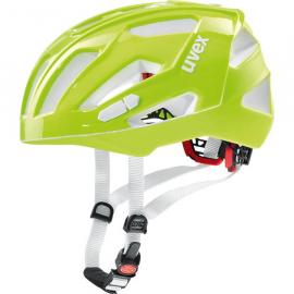 Cyklistická helma Uvex Quatro XC, neon lime 2018