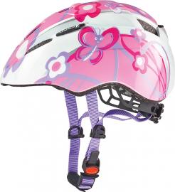 Dětská cyklistická helma Uvex kid II, butterfly