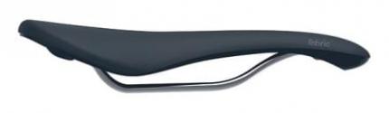 Sedlo na jízdní kolo Fabric scoop shallow elite černé