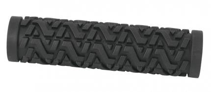Gripy Force gumová, černá