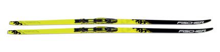 Běžecké lyže Fischer Twin skin Pro x-stiff IFP + control 2018/19