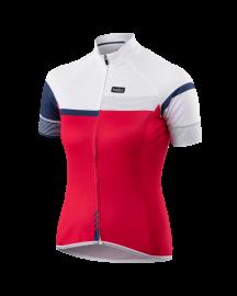 yklistický dres Kalas Passion X9 červený 1036-053