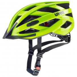 Cyklistická helma Uvex I-VO 3D neon yellow 2019