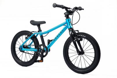 Dětské jízdní kolo Rascal 16 modré