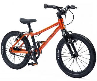 Dětské jízdní kolo Rascal 16 oranžová 2019