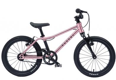 Dětské jízdní kolo Rascal 16 růžová 2019