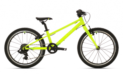 Dětské jízdní kolo Superior F.L.Y. 20 MATTE LIME GREEN/NEON YELLOW 2020