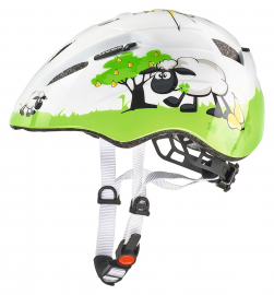 Dětská cyklistická helma Uvex Kid2 Dolly 2020
