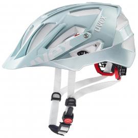 Cyklistická helma Uvex quatro, mint mat 2020