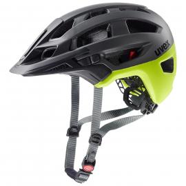 Cyklistická helma Uvex finale 2.0, grey yellow mat 2020