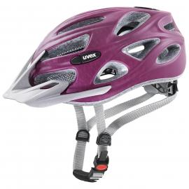 Cyklistická helma Uvex onyx CC berry mat 2020