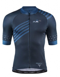 Cyklistický dres Craft Specialiste tmavě modrý 1909511-395373 2020