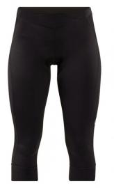 Cyklistické kalhoty 3/4 Craft essence knicker černé 1907134-999000 2020