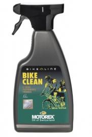 čistič kol Motorex Bike clean 500ml s roprašovačem