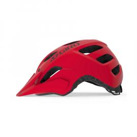 Juniorská cyklistická helma Giro Tremor matbright red 2020