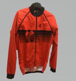 Cyklistická bunda dámská Kalas Elite-Z 07 W&W Mission Flow women červená 2020