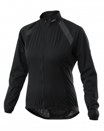 Cyklistická bunda dámská Kalas Pure black 2055-051