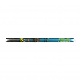 Běžecké lyže Fischer Aerolite skate 70 modré + vázání race skate 2020/21