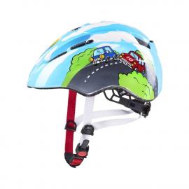 Dětská cyklistická helma Uvex Kid 2 blue 2021