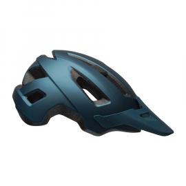 Juniorská cyklistická helma Bell Nomad jr. mat blue/hi viz 2021
