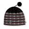 Čepice  Kama pletená A27 černá