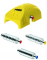 Strukturovač Toko Structurite Nordic Kit with Rollers yellow/red/blue