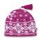 Pletená čepice  Kama A05 růžová