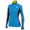 Běžecká bunda Sportful ENGADIN W WIND 0400706 světle modrá dámská