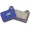 organické brzdové destičky a2z Fastop Shimano AZ-610 / Deore BR-M555 / Naxave C-901