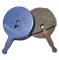 organické brzdové destičky a2z Fastop Avid AZ-280   Ball Bearing 5 mechanical / Promax DSK 710/720