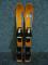 Bazarové dětské lyže Head 67 cm