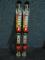 Bazarové dětské lyže SPORTEN 90 cm